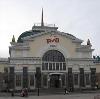 Железнодорожные вокзалы в Тавде