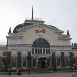 Железнодорожные вокзалы Тавды