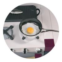 Закусочная Водолей - иконка «кухня» в Тавде